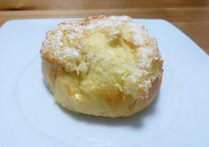Le pain de Dieu sont des petits gâteaux typiques du Portugal, couvertes avec le coco râpé, l´œuf et le sucre, et sont parfaits avec du thé ou café. Levain Bakery, Biscuit Cookies, Oatmeal Recipes, Biscotti, Food And Drink, Sweets, Cooking, Ethnic Recipes, Pains