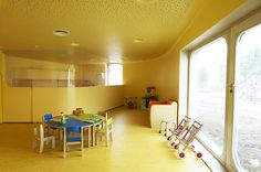 Gallery of Chilcare Facilities in Boulay / Paul Le Quernec - 15