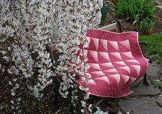 Quilt by Weeping Cherry by Carol Foerster at: http://fineartamerica.com/featured/quilt-by-the-weeping-cherry-carol-herren-foerster.html