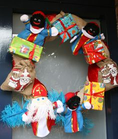 Sinterklaas Winter Fun, Winter Christmas, Holidays And Events, Happy Holidays, Milestone Birthdays, 4th Of July Wreath, Holland, Crafts For Kids, Saints