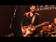 Tab Benoit - Darkness  (Ramona Mainstage Theater) 10-22-11  I love this man.  He sings and my soul is on fire.  Man can sing the blues.