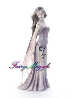Caring Cancer Zodiac Fairy by Jessica Galbreth