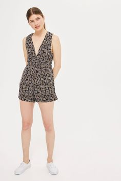 **Bound To You Daisy Playsuit by WYLDR - Brands at Topshop - Clothing - Topshop Europe