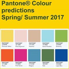 Morning everyone! Have you seen the new Pantone colour predictions for S/S17? I'm loving them! Island Paradise and Pale Dogwood are a dreamy combination and I'm still loving yellow. Yay for bright and jolly colours! #pantone #ss17 #colours #colorcolourlovers #pantone2017 #colourinspo #colorsplash #colorpop #minimummouse