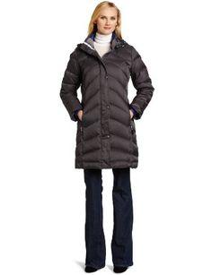 Amazon.com: Nautica Women's 3/4 Inch Length Down Jacket: Clothing