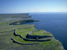 Top Cycling Routes in Ireland Dun-Aengus-Fort-Aran-Islands-Co.-Galway-Wild-Atlantic-Way-Failte-Ireland-Tourism-Ireland The Places Youll Go, Places To See, Aran Islands Ireland, Beautiful World, Beautiful Places, Sites Touristiques, Ireland Travel, Galway Ireland, Tourism Ireland