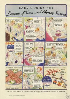 Libby's | Sexism in Advertising | Pinterest