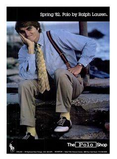 Polo Ralph Lauren 1982
