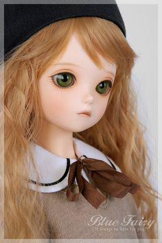 Bluefairy International Tiny Fairy Special Olive.