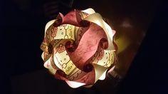 Weiteres - Hello Kitty / Cars Puzzle Lampe - ein Designerstück von stefanie-werner- bei DaWanda