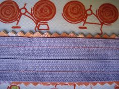 Sewing with Laminated cotton