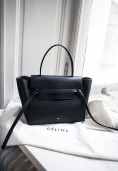Celine - The Tote Bag Black