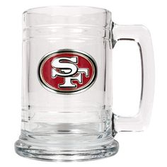 NFL Personalized San Francisco 49ers Beer Mug - Tot2Knot