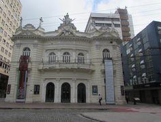 Teatro Carlos Gomes. Centro