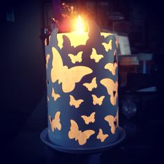 Flutter Candle Sleeve $20