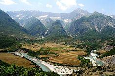malet-e , shqiperise