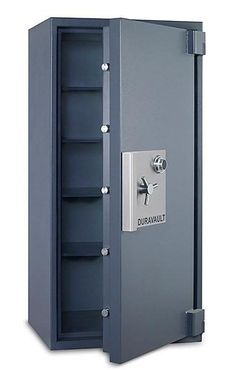 For those who want a UL approved secure safe, take a look at the Access DuraVault This safe offers maximum security and 2 hour fire rating. Interior Design Tips, Best Interior, Interior Paint, French Door Sizes, French Doors, Vault Doors, Security Safe, Composite Door, Adjustable Shelving