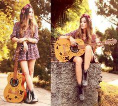 Flávia Desgranges van der Linden - Music was my first love
