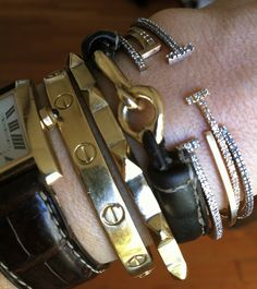 James Colarusso (who I LOVE) and Cartier