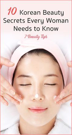 Learning about Korean beauty culture could change your life forever @7beautytips