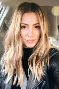 Loose wavy hair style with volume and texture #hairstyles