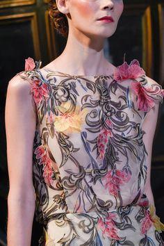 Schiaparelli Haute Couture Fall 2015