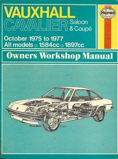 (315) Vauxhall Cavalier Saloon & Coupe Oct 1975 - 1977