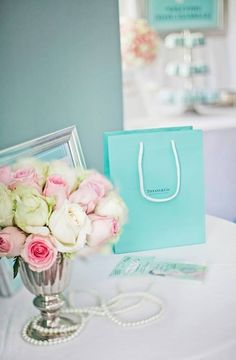 Welcoming Baby Izabelle! Paris Baby Shower, Baby Boy Shower, Baby Shower Gifts, Tiffany Blue Weddings, Tiffany And Co, Shower Party, Baby Shower Parties, Tiffany Baby Showers, Baby Co