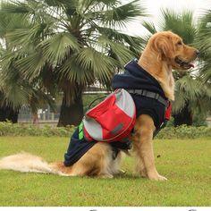 Dog Saddlebag
