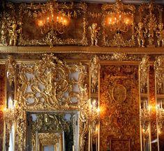 Amber Room enfilade