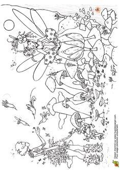 Fees Des Arbres Et Champignons Page 10 Sur 12 HugoLescargot