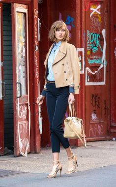 Karlie Kloss style ! ❤️