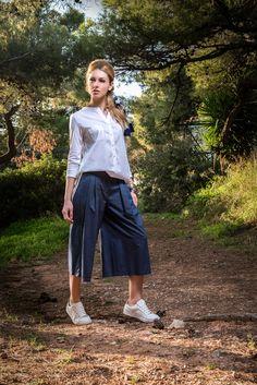 Addloft Fashion | Spring Summer Lookbook 2015 - Addloft Fashion Summer Lookbook, Spring Summer 2015, Spring Summer Fashion, Pants, Trouser Pants, Women's Pants, Women Pants, Trousers