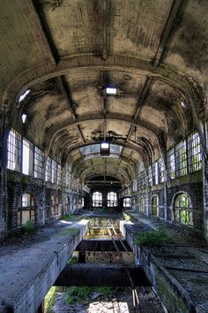 Photos of Abandoned and Decaying Buildings