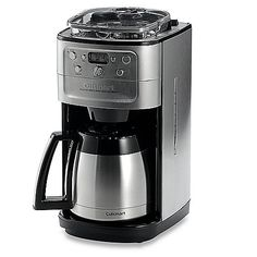 Coffee lovers can make delicious, freshly ground coffee and keep it piping hot right in their homes. This fully programmable coffee maker has a burr grinder that automatically grinds beans before brewing, maintaining its true flavor. #BBBProductOfTheWeek