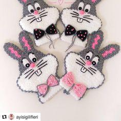 For different and beautiful fiber models from page a … – Harika El işleri-Hobiler Slip Stitch Crochet, Crochet Ripple, Bobble Stitch, Crochet Chart, Baby Knitting Patterns, Crochet Blanket Patterns, Easter Crochet, Crochet Bunny, Crochet Flowers