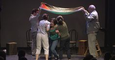 An American playwright has penned a gripping tale about an Israeli Arab killed in the October 2000 events — and his steadfast sister.