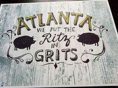 oh Atlanta
