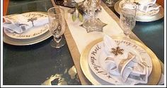 Rustic Hessian/Burlap Table Runners. by CowDogDesign on Etsy