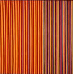 Gene Davis, Equinox, 1965. Mildred Lane Kemper Art Museum, Washington University in St. Louis.