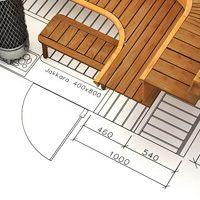 Печь, баня или сауна - что ещё нужно для настоящих любителей чистоты и отдыха? Правильно разместив дверь и каменку, можно сделать и небольшое помещение сауны или бани с печью вполне вместительным.