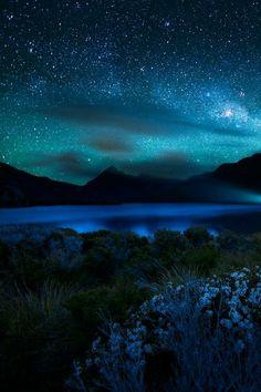 Night sky stars ☄ #night #sky