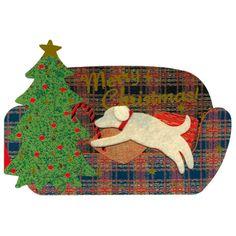 Greeting Life Champ Bonheur Christmas Card ET-60
