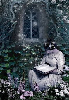 Lost in the garden - Angie Latham
