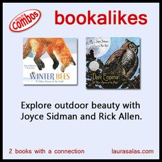 A bookalikes for WINTER BEES, by Joyce Sidman