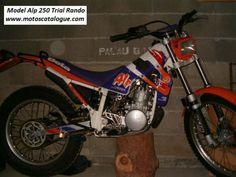 1998 Beta (Italy) Alp 250 Trial Rando Trials, Rally, Motorcycles, Racing, Classic, Motorbikes, Biking, Classic Books, Motorcycle