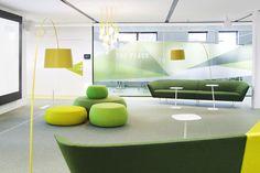 Atea office by Monica Stavem Design, Fredrikstad – Norway » Retail Design Blog