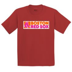 Red Sox/ Dunkin Donuts Mashup.  (www.theawesomeboston.com)