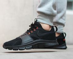 Nike Cuir Libre Ace Uknown Rouge