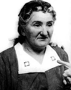 Italian serial killer Leonarda Cianciulli was famous for turning victims into tea cakes and serving them to guests.  Death Facts: 20 Facts about Death you didn't know ←FACTSlides→